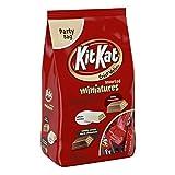 Kit Kat Miniatures Assorted Crisp Wafers, 1021 g