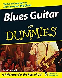 Blues Guitar For Dummies Gtr