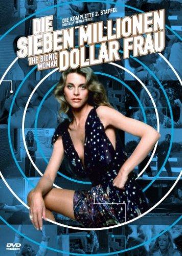 Die sieben Millionen Dollar Frau - Staffel 2 [6 DVDs]