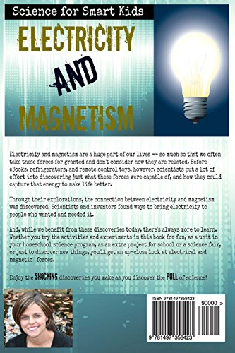 Electricity and Magnetism (Science for Smart Kids)