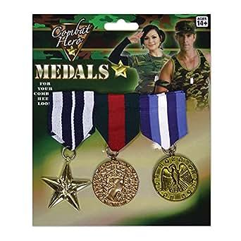 Combat Hero Medals (Multi)