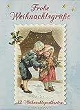 Frohe Weihnachtsgrüße: 12 Weihnachtskarten