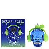 Police Herr Beat Eau de Toilette Spray für Ihn, 75ml