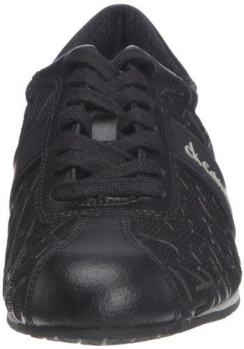 Calvin Klein Gene, Baskets mode homme Noir (Blk)