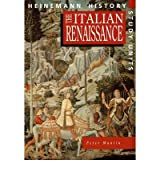 [( Heinemann History Study Units: Student Book. The Italian Renaissance )] [by: Peter Mantin] [May-1992]