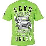 Ecko Unltd. MMA T-Shirt Proven Champs Grün, S