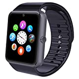 Smart Watch, Willful® Smartwatch per Android iOS Bluetooth Fitness Tracker Watch con SIM Slot Fotocamera Orologio Intelligente Universale per iPhone Samsung Huawei per Outdoor Running Sport Donna Uomo