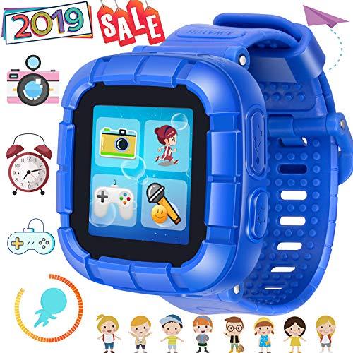 Juego Niños Smart Watch para Niñas Niños Regalos de Pascua con Cámara...