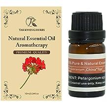 Puro olio di olio essenziale di geranio rilassamento Bathing Mssage Tkh botanico terapia aromaterapia 10ml