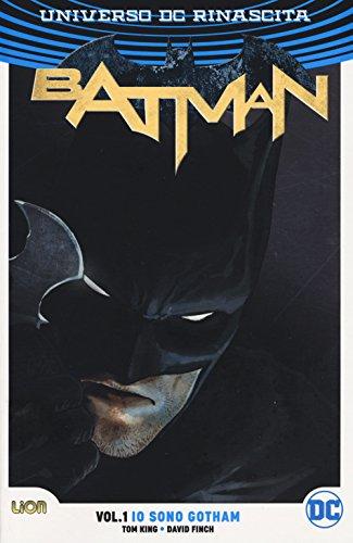 Rinascita. Batman: 1