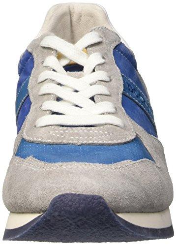 Docksteps Guam, Low-Top Chaussures homme Jaune (Jaune/Azzurro)