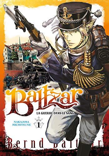 Baltzar - La guerre dans le sang Edition simple Tome 1