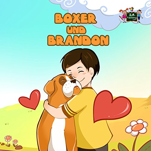 Boxer und Brandon  (German Bedtime Collection)