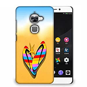 Snoogg abstract summer background Designer Protective Back Case Cover For Samsung Galaxy J1