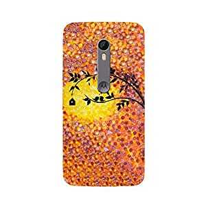 Phone Candy Designer Back Cover with direct 3D sublimation printing for Motorola Moto X Style