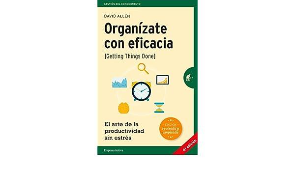 Organizate Con Eficacia Ebook