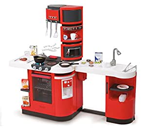 Smoby 311100 cuisine cook master rouge - Smoby cuisine cook master ...
