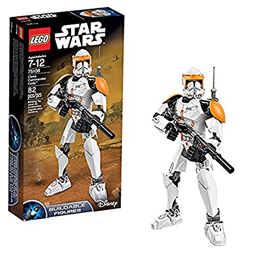 Lego Star Wars - 75108 - Jeu De Construction - Commandant Clone Cody