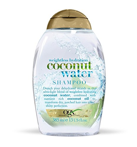 OGX Coconut Water Shampoo, 1er Pack (1 x 385 ml)