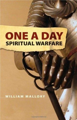 One a Day Spiritual Warfare by William Mallory (2009-05-18)