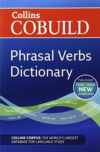 Phrasal Verbs Dictionary (Collins Cobuild) by HarperCollins UK (2012-09-01)