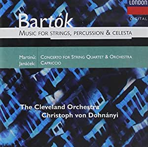 Bartok;Music for Strings,Pe