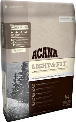 ACANA Light & Fit Dog , 1er Pack (1 x 2 kg)