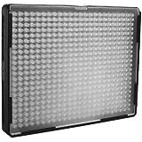 Aputure Amaran AL-528W Projecteur portable 528 LEDs avec angle grand appareil photo reflex numérique vidéo/caméscope pour canon EOS 600D/1100D/550D/60D/5D / nikon D3100/D5100/D3200/D7000, sony, olympus