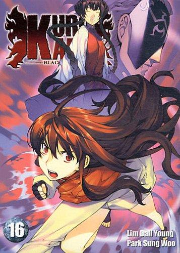 Kurokami Edition simple Tome 16