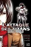 L'Attaque des Titans - Lost Girls Edition simple Tome 2