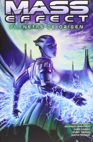 Walters, Brown, Francia, Francisco, . Cómic americanoPANINI. Contiene Mass Effect vol. 4: HomeworldsCuatro historias esenciales a cargo de los autores del videojuego Mass Effect 3. Los personajes centrales de la gran saga de BioWare, incluidos James ...