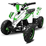 "Eco Mini Quad 800W Madox 6"" 36V ATV Bike Pocket Miniquad Kinderquad Kinderfahrzeug"