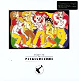 Frankie Goes to Hollywood: Welcome to the Pleasuredome [Vinyl LP] (Vinyl)