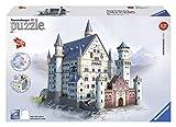 Castello di Neuschwanstein Puzzle 3D