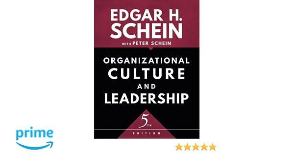schein organizational culture