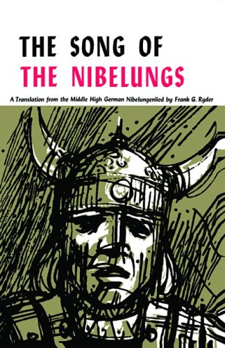 The Song of the Nibelungs: A Verse Translation from the Middle High German Nibelungenlied (Waynebooks, No 15)