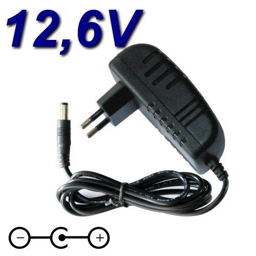Netzadapter Ladegerät 12,6V für Ladegerät Akku Lithium-Ion Lipo 3S 10.8V 11.1V 12.6V