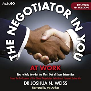 The Negotiator in You: At Work (BBC Audio) (1471302784)   Amazon Products