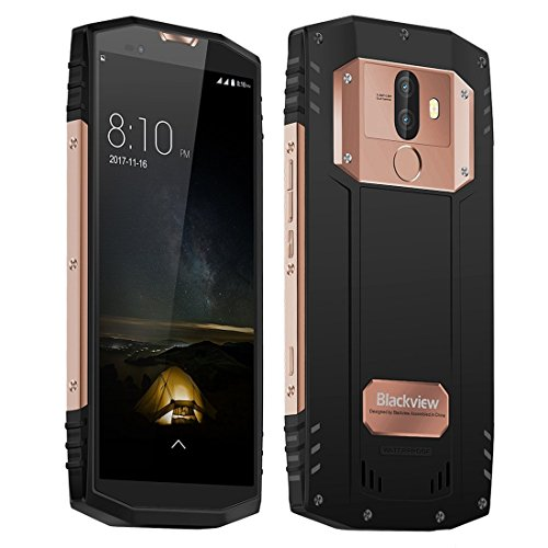 Blackview Outdoor Smartphone BV9000 Pro im Test