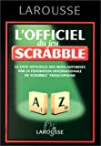 Officiel du Scrabble, numéro 3 - Editions Larousse - 08/02/2001