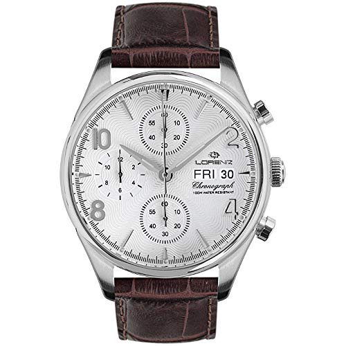 Reloj cronógrafo Hombre Lorenz 1934Trendy cód. 030110aa