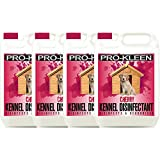 20L of Pro-Kleen High Concentration 2-in-1 Kennel Disinfectant & Deodoriser | Cherry Fragrance Pack | Used by Vets, Kennels and Catteries | Deeply Cleans & Disinfects | Helps to Control Many Diseases
