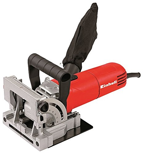 51J56dkKWwL - Einhell TC-BJ 900 Complete Biscuit Jointer with Dust Bag