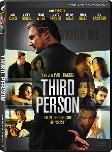 Third Person by James Franco