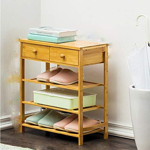 Zapatero simple de varias capas a prueba de polvo para el hogar, ensamblaje multifuncional económico...