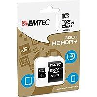 Emtec Mini Jumbo Extra Micro SDHC 16GB,