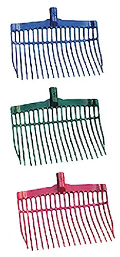 Amesbichler Muck-Out Fork Extra Light Almost Unbreakable, Flexible, Robust Top Product, Muck Fork, Dung Fork, Horse Manure Fork
