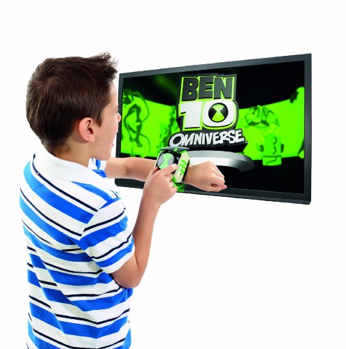 Image of Ben 10 Omniverse Omni-Link Omnitrix with DVD