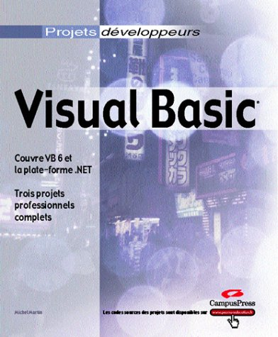 Visual Basic 6.0 Versions .Net et antérieures