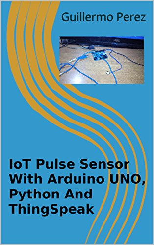 IoT Pulse Sensor With Arduino UNO, Python And ThingSpeak